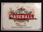 2018 Leaf Best of Baseball Factory Sealed Hobby Box-FREE SHIPPING