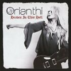 Orianthi Heaven In This Hell Female Guitarist Original Third CD Album 47 Minutes