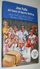 Joe Falls 50 Years of Sports Writing Signed by Author 1997