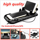 High Quality Mobile Phone Anti Skid Navigation Charging BracketTwo Types of USB
