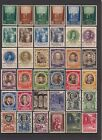 Mix of 122 Stamps from Vatican City 1941 1965 mint used  S225