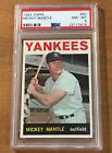 1964 TOPPS Mickey Mantle #50 NM-MT PSA 8 NICELY CENTERED