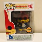 Funko Pop Animation: Woody Woodpecker #493 CHASE Vinyl Figure