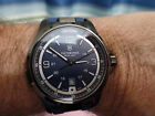 VICTORINOX AUTHENTIC MEN'S SWISS MADE SS NIGHT VISION WATCH, MODEL 241707