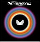 Butterfly Tenergy 05 21mm Black Table Tennis Ping Pong Rubber