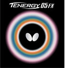 Butterfly Tenergy 05 FX 21mm Red Table Tennis Ping Pong Rubber