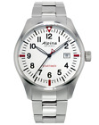 Alpina Startimer Men's AL-240S4S6B Quartz Silver-Tone Bracelet 42mm Watch