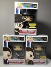 Funko Pop Wonder Woman GameStop, HT and Entertainment Earth Exclusive