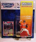 1994 KENNER STARTING LINEUP MIKE MUSSINA OF THE BALTIMORE ORIOLES - NEW