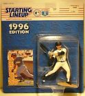 1996 KENNER STARTING LINEUP EDGAR MARTINEZ OF THE SEATTLE MARINERS - ROOKIE -NEW