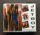 JETBOY Triple Play Box Set Series 3 x CD Like NEW LTD EDIT #048 of 100 Glam Rock