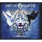ART OF ANARCHY The Madness + 2 -JAPAN CD +Tracking Number