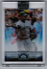 2018 Topps Clearly Authentic Baseball Cards 7