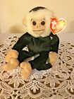 Original 8-1-98 Mooch TY Beanie Baby with Multiple Errors RARE MUST SEE