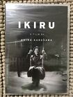 Ikiru 1952 by Akira Kurosawa NEW Criterion Collection DVD Japanese Movie