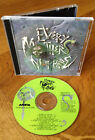 EVERY MOTHER'S NIGHTMARE RARE 1990 USA ISSUE DEBUT CD ARISTA ARCD-8633