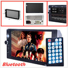 7 inch 2 din HD car radio MP5 player with digital touch screen.rear view camera.