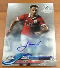 2017-18 Topps Chrome UEFA Champions League Soccer Cards 16