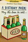 76A FUNNY GETTING OLDER BIRTHDAY Card for Friend Humor Choice of 16 HALLMARK
