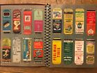 Vintage Matchcover Collection 240+ Incl. Pinups War Stamps Restaurants Lots More