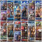 WWEWWFJakksWrestling FiguresHuge Lot Of 56BretHBKUndertakerAustinETC