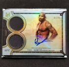 2018 Topps UFC Museum Collection MMA Cards 22