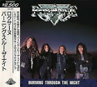 ROXANNE , Burning Through The Night JAPAN CD PCCY-00021 1989
