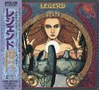 LEGEND Second Sight JAPAN CD APCY-8158 1994 NEW