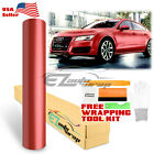 Premium Matte Metallic Satin Pearl Vinyl Wrap Full Entire Car Air Bubble Free