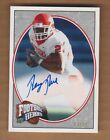 Ray Rice Football Rookie Cards and Autograph Memorabilia Guide 48