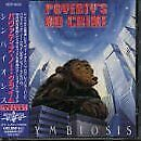 POVERTY'S NO CRIME Symbiosis JAPAN CD VICP-5533 1995 OBI