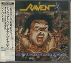 RAVEN Nothing Exceeds Like Excess JAPAN CD 25DP-5341 1988 OBI