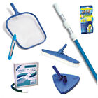 Standard Maintenance Kit Vinyl Pool Vacuum Cleaning Equipment Tools and Supplies