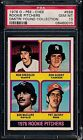1976 O-PEE-CHEE OPC #599 Ron Guidry Rookie Card RC PSA 10 GEM MT (Pop 4) Yankees