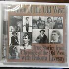 Women of the Old West CD by Dakota Livesay Cowboy Poetry NVT-16
