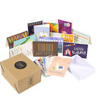 144 Pack Assorted Greeting Happy Birthday Cards Bulk Box Variety Set Includes