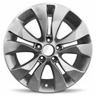 Set Of 4 Wheels 17x65 Inch Aluminum Wheel Rim Fits 2012 2014 Honda CR V