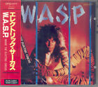 W.A.S.P. Inside The Electric Circus JAPAN CD CP32-5177 1986 OBI