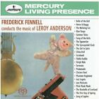 ANDERSON, LEROY Frederick Fennell Conducts The Music Of Ander CD SACD 2005