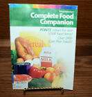 Weight Watchers Complete Food Companion 2004 Paperback Points