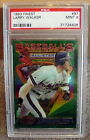PSA 9 MINT 1993 Topps Finest Larry Walker #97 Montreal Expos