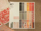 BASIC GREY retired AMBROSIA Collection Scrapbook Paper Pack minus 3 papers alp