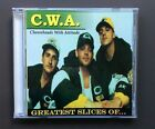 C.W.A. Cheeseheads With Attitude Greatest Slices Of CD Like NEW Cond 9 Tracks