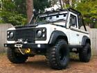 LAND ROVER DEFENDER 90 PICK UP CONVERTIBLE 4X4 OFF ROAD PX SWAP