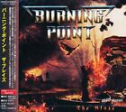 BURNING POINT - The Blaze +1 / Japan OBI New CD 2016 / female Power Battle Beast