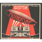 LED ZEPPELIN Mothership DOUBLE CD Europe Atlantic 2007 24 Track 2 Disc Set With