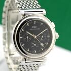 IWC INTERNATIONAL WATCH Co DA VINCI #3728 QUARTZ CHRONOGRAPH MEN'S WATCH