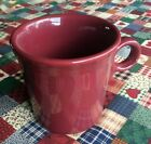 HLC Fiesta Mug Tom & Jerry Ring Handle RETIRED! CINNABAR. Excellent!