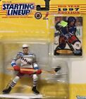 Starting Lineup Messier Leetch 96/97 Action Figure NHL NY Rangers Hockey Rare