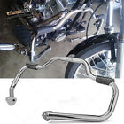 Fit 97-08 Harley Touring Electra Glide Road King Chrome Engine Guard Crash Bar